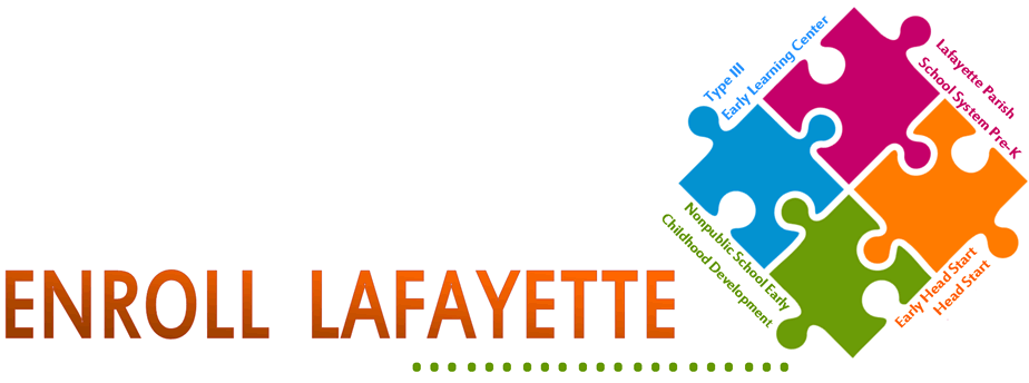 Lafayette Parish Early Childhood Community Network logo